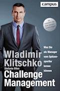 Challenge Management - Wladimir Klitschko - E-Book
