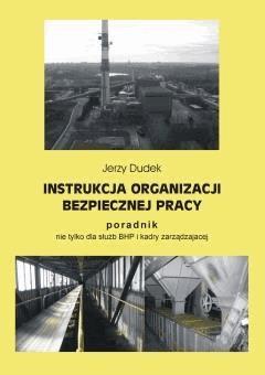 Instrukcja organizacji bezpiecznej pracy - poradnik nie tylko dla służb BHP i kadry zarządzającej - Jerzy Dudek - ebook