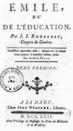 Émile, ou De l'éducation - Jean-Jacques Rousseau - ebook