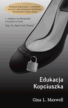 Edukacja Kopciuszka - Gina L. Maxwell - ebook