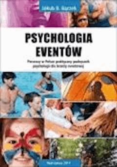Psychologia eventów - Jakub B. Bączek - ebook