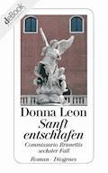 Sanft entschlafen - Donna Leon - E-Book