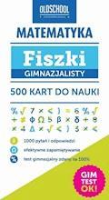 Matematyka. Fiszki gimnazjalisty. 500 kart do nauki - Inga Linder-Kopiecka - ebook