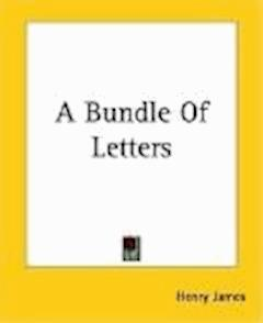 A Bundle of Letters - Henry James - ebook