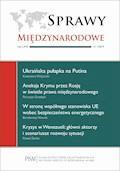 Sprawy Międzynarodowe 1/2014 - Henryk Szlajfer (red.) - ebook
