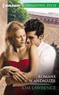 Romans w Andaluzji - Kim Lawrence - ebook