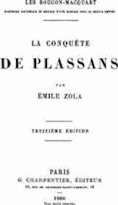 La Conquete de Plassans - Emile Zola - ebook