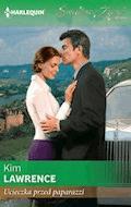 Ucieczka przed paparazzi - Kim Lawrence - ebook
