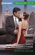Noce na Manhattanie - Jennie Lucas - ebook