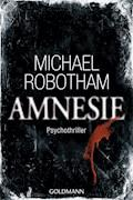 Amnesie - Michael Robotham - E-Book + Hörbüch