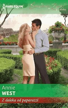 Z daleka od paparazzi - Annie West - ebook