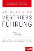 Vertriebsführung - Andreas Buhr - E-Book