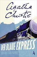 Der blaue Express - Agatha Christie - E-Book