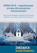 RODO 2018 – najważniejsze zmiany dla zarządców nieruchomości - Opracowanie zbiorowe - ebook