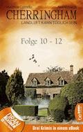 Cherringham Sammelband IV - Folge 10-12 - Neil Richards - E-Book