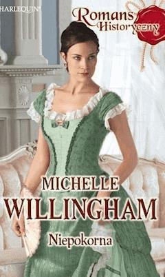 Niepokorna - Michelle Willingham - ebook