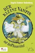Der kleine Vampir auf dem Bauernhof - Angela Sommer-Bodenburg - E-Book