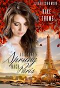 Auf einen Sprung nach Paris - Rike Thome - E-Book