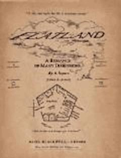 Flatland: A Romance of Many Dimensions - Edwin Abbott Abbott - ebook