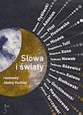 Słowa i światy - Janina Koźbiel - ebook