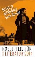 Dora Bruder - Patrick Modiano - E-Book