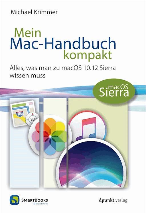 Mein Mac Handbuch Kompakt Michael Krimmer E Book