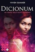 Dicionum 1: Du darfst dich nicht verlieben - Vivien Summer - E-Book
