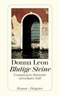 Blutige Steine - Donna Leon - E-Book