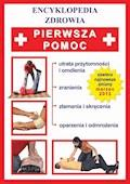 Pierwsza pomoc. Encyklopedia zdrowia - Brygida Czapiewska - ebook