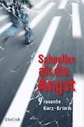 Schneller als die Angst - Lena Avanzini - E-Book