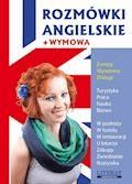 Rozmówki angielskie + wymowa - Jerome Prescott Knight - ebook
