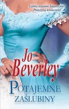 Potajemne zaślubiny - Jo Beverley - ebook