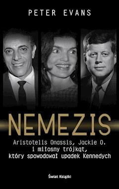 Nemezis - Peter Evans - ebook