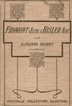 Fromont jeune et Risler aîné - Alphonse Daudet - ebook