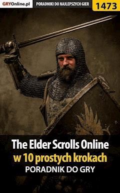 """The Elder Scrolls Online w 10 prostych krokach - Jacek """"Ramzes"""" Winkler - ebook"""