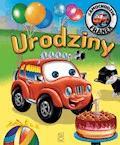 Samochodzik Franek. Urodziny - Elżbieta Wójcik - ebook