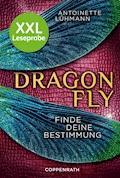 XXL-Leseprobe: Dragonfly - Antoinette Lühmann - E-Book