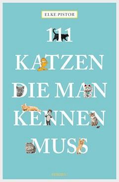 111 Katzen, die man kennen muss - Elke Pistor - E-Book