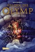 Helden des Olymp 3: Das Zeichen der Athene - Rick Riordan - E-Book