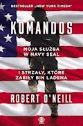 Komandos - Robert O'Neill - ebook + audiobook