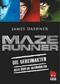 Maze Runner - Die Geheimakten - James Dashner - E-Book
