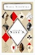 Sprawa Niny S. - Maria Nurowska - ebook + audiobook
