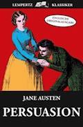 Persuasion - Jane Austen - E-Book