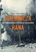 Tajemnicza rana - Łukasz Mieszkowski - ebook