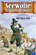 Seewölfe - Piraten der Weltmeere 495 - Fred McMason - E-Book