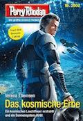 Perry Rhodan 2900: Das kosmische Erbe - Verena Themsen - E-Book + Hörbüch