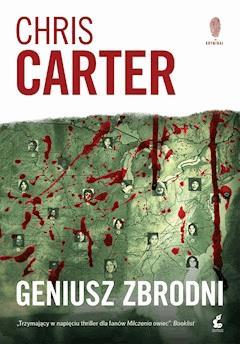 Geniusz zbrodni - Chris Carter - ebook