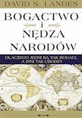 Bogactwo i nędza narodów - David S. Landes - ebook