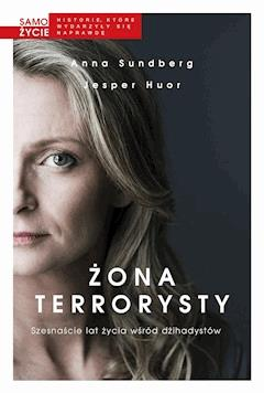Żona terrorysty - Anna Sundberg - ebook