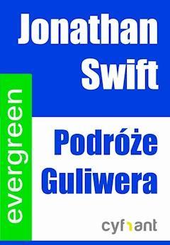 Podróże Gulliwera - Jonathan Swift - ebook